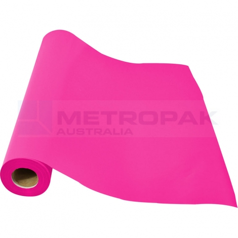 Gift Wrap - Club Roll Hot Pink