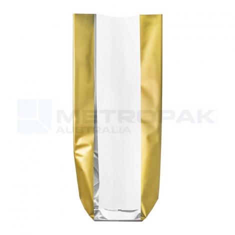 Block bottom - Large Bandes Gold 220