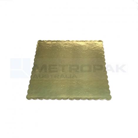 25cm Square Cake Board