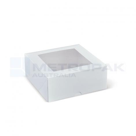 Window Patisserie Box 7