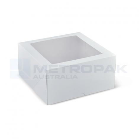 Window Patisserie Box 9 Deep