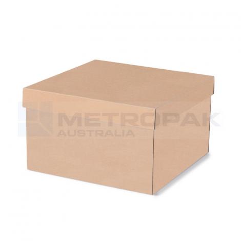 360 Hamper Box - Kraft