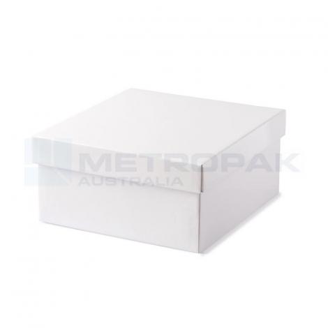 Hamper Box Large - White