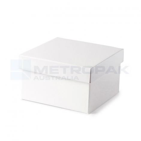 Hamper Box Small - White
