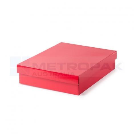 Shirt Box Large - Red