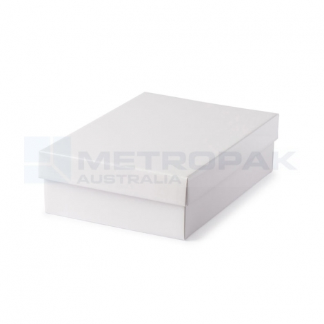 Shirt Box Small - White