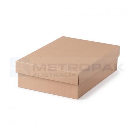 Shirt Box Small - Kraft