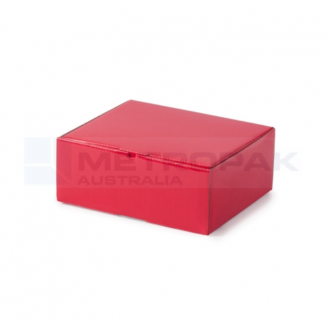 Shipper Box Small - Red