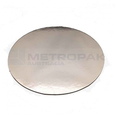 "Boards Silver 14"" Round"