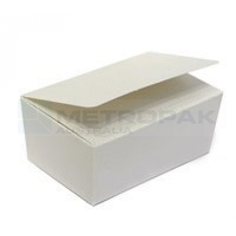 Ballotin Chocolate Box Medium White