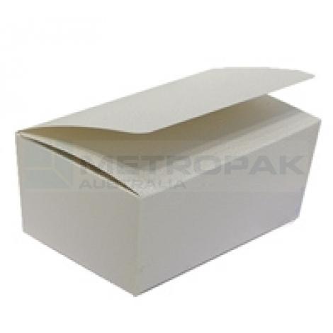 Ballotin Chocolate Box Large White