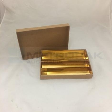 A5 Chocolate Box Natural