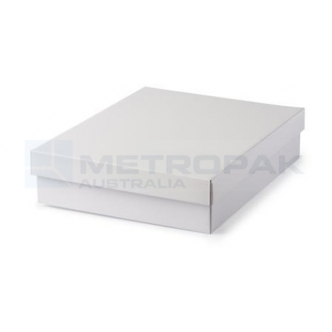 Shirt Box Large - White