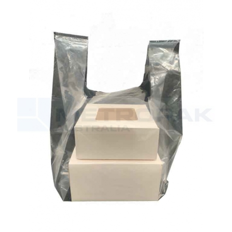 Reusable Plastic Bag - Medium
