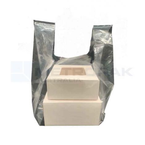 Reusable Plastic Bag - Small