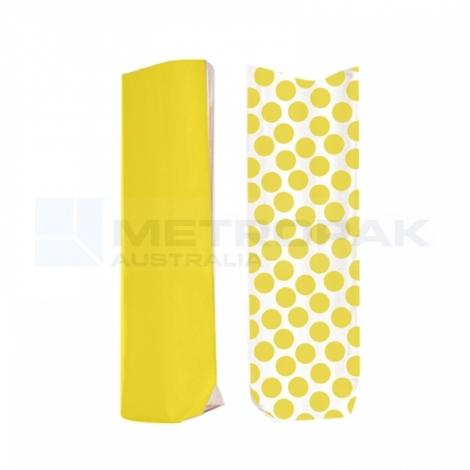 Block bottom - Polycraft Citron Dots 260
