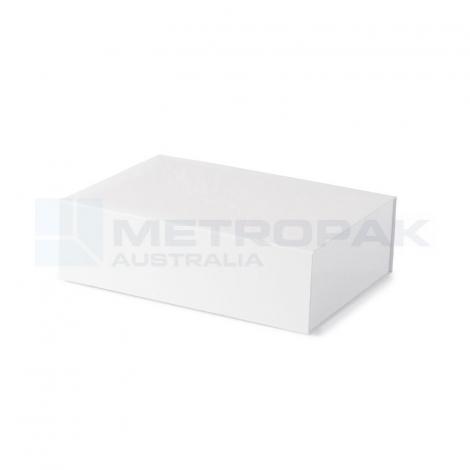 Hamper Box Hamilton -  Small/White