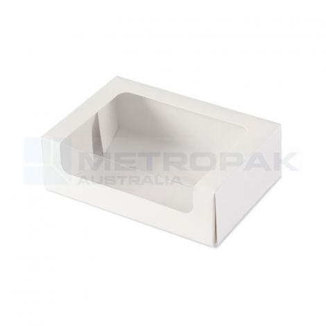 Macaron Box Large White