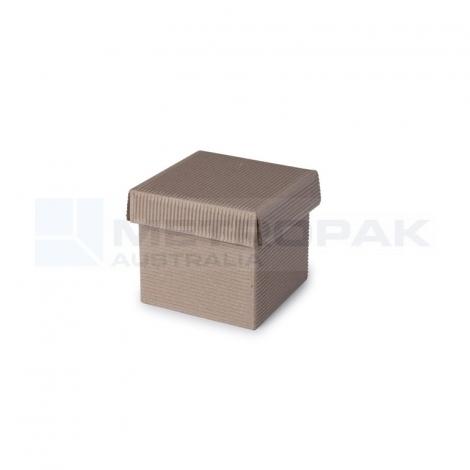 Square Gift Box Corrugated - Mini