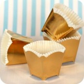 Sweet Cup - Gold / Square