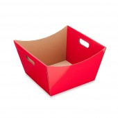 Deluxe Hamper Tray Large - Red