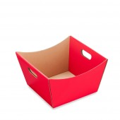 Deluxe Hamper Tray Medium - Red