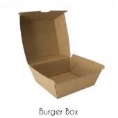Burger Box - Kraft