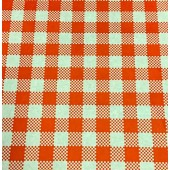 Greaseproof paper - Gingham Red