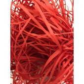Shred - Paper 3mm - Red