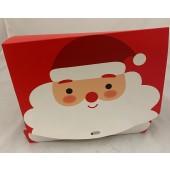 Xmas Gift Box - Red Santa