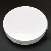 """Masonite White 12"""" Round"""
