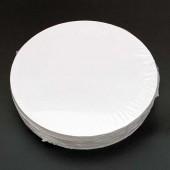 """Masonite White 9"""" Round"""