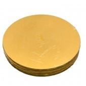 """Masonite Gold 14"""" Round"""