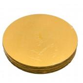 """Masonite Gold 6"""" Round"""