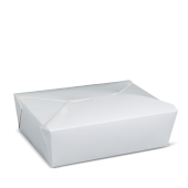 Lunch Box Pail Pack -  White #3