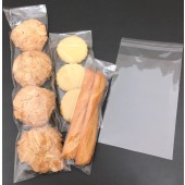 Clear Self Adhesive Bag 120/170