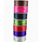 Ribbon 25mm x 30mtrs DF Satin - Ivory