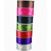 Ribbon 38mm x 30mtrs DF Satin - Ivory